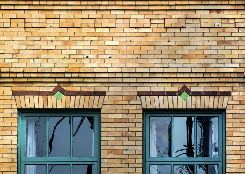 Bricks and Windows