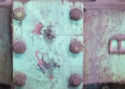 Turquoise Panel