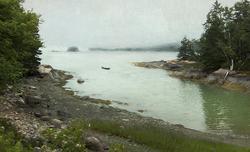 Pickering Cove, Deer Isle, Maine