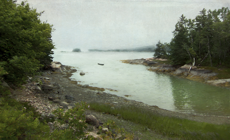 Pickering Cove, Deer Isle, Maine