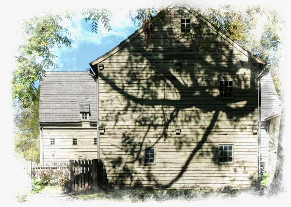 House with Shadows