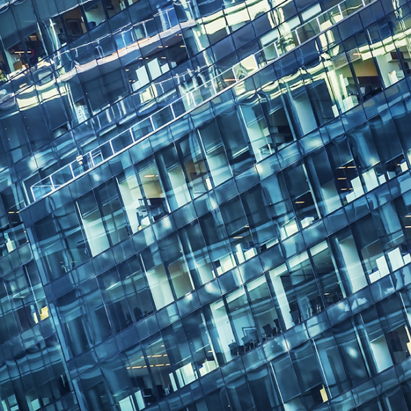 High Rise Abstract