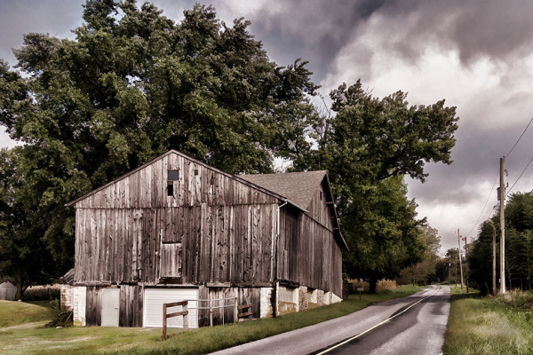 Barn on Red Pump Rd. No. 3