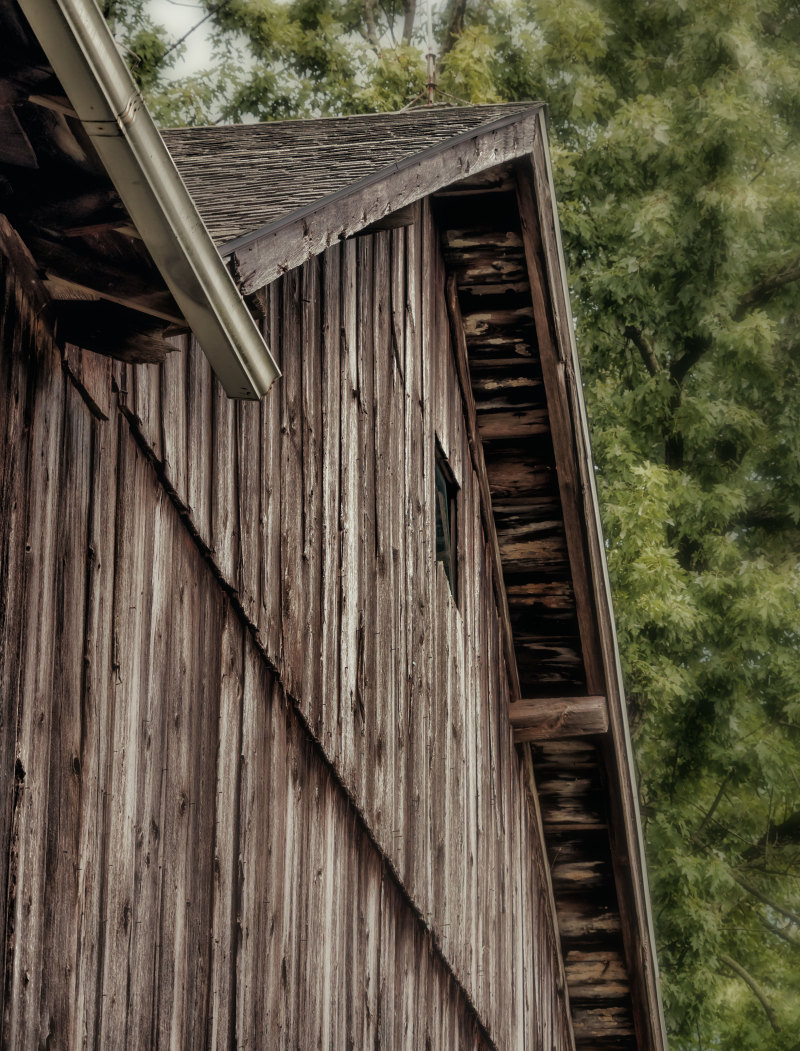 Barn on Red Pump Rd. No. 4