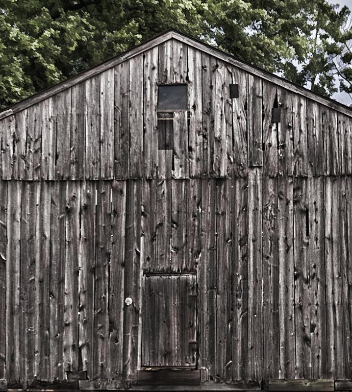 Barn on Red Pump Rd. No. 5