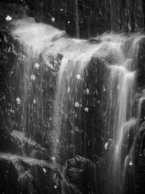 Acadia Waterfall