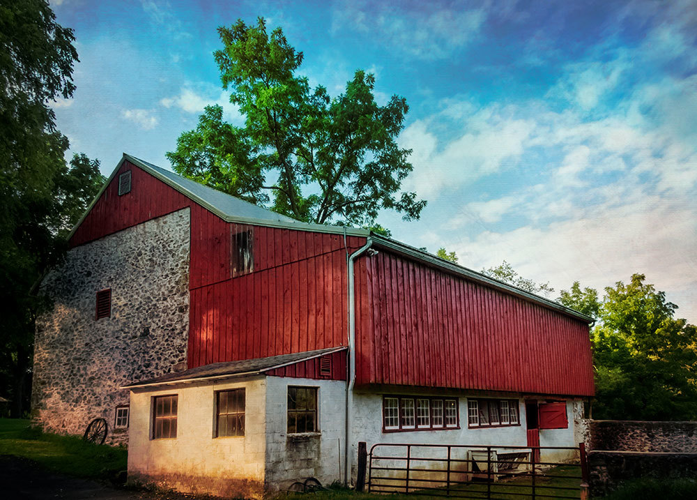 Sally's Barn