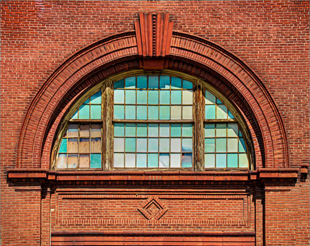 Half-Moon Window