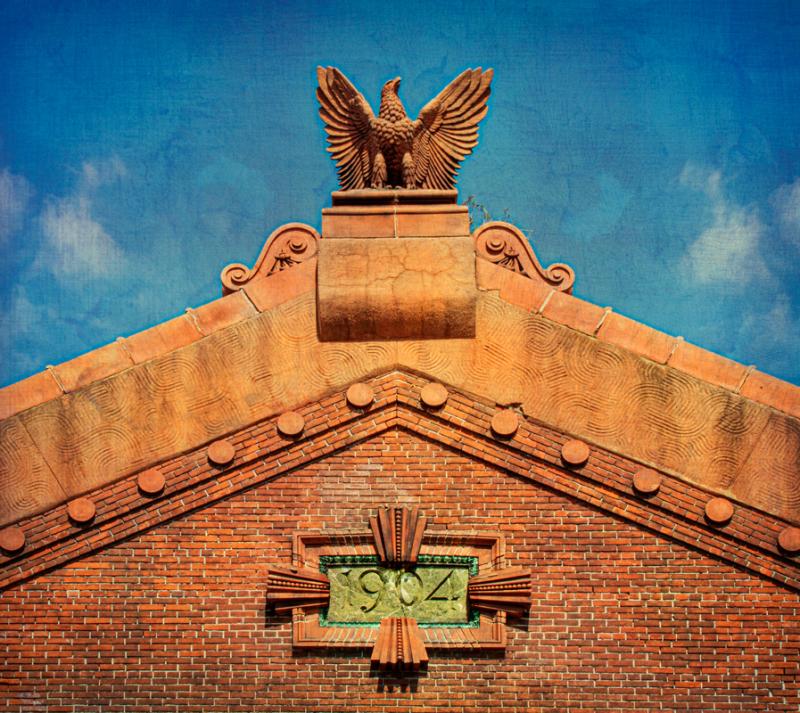 Eagle at Navy Yard