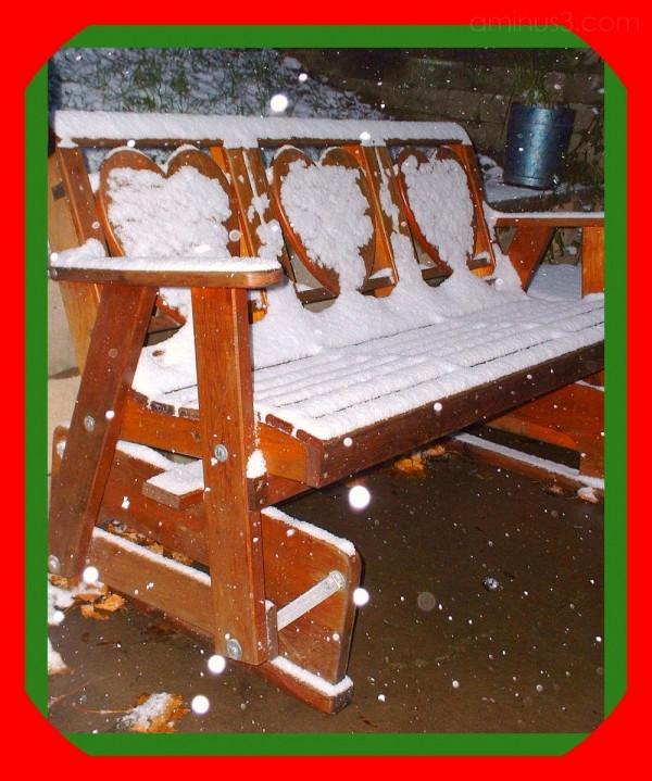 Let it snow, let it snow, let it snow!!!