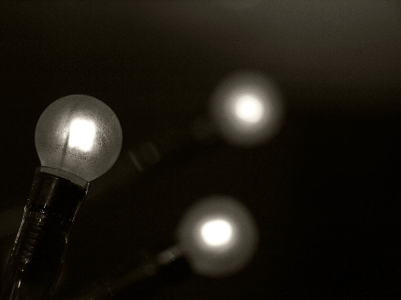 Lights  -  Lightbulbs.