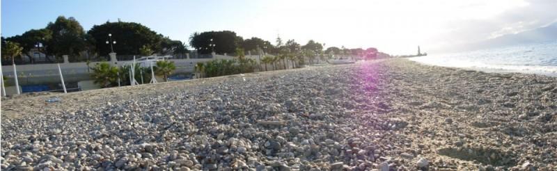 via Marina of Reggio Calabria