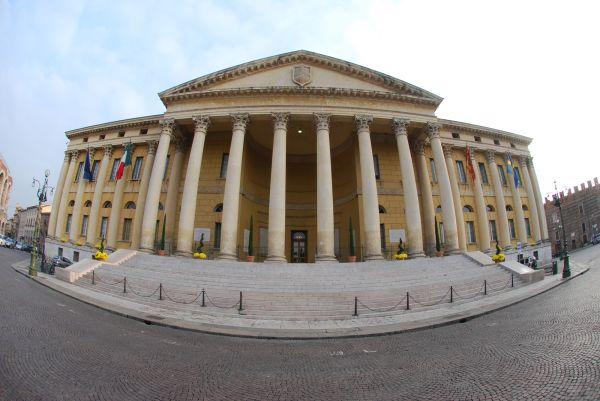 Verona's town hall