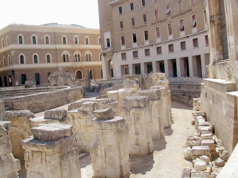 old Lecce, Puglia, Apulia, Italy