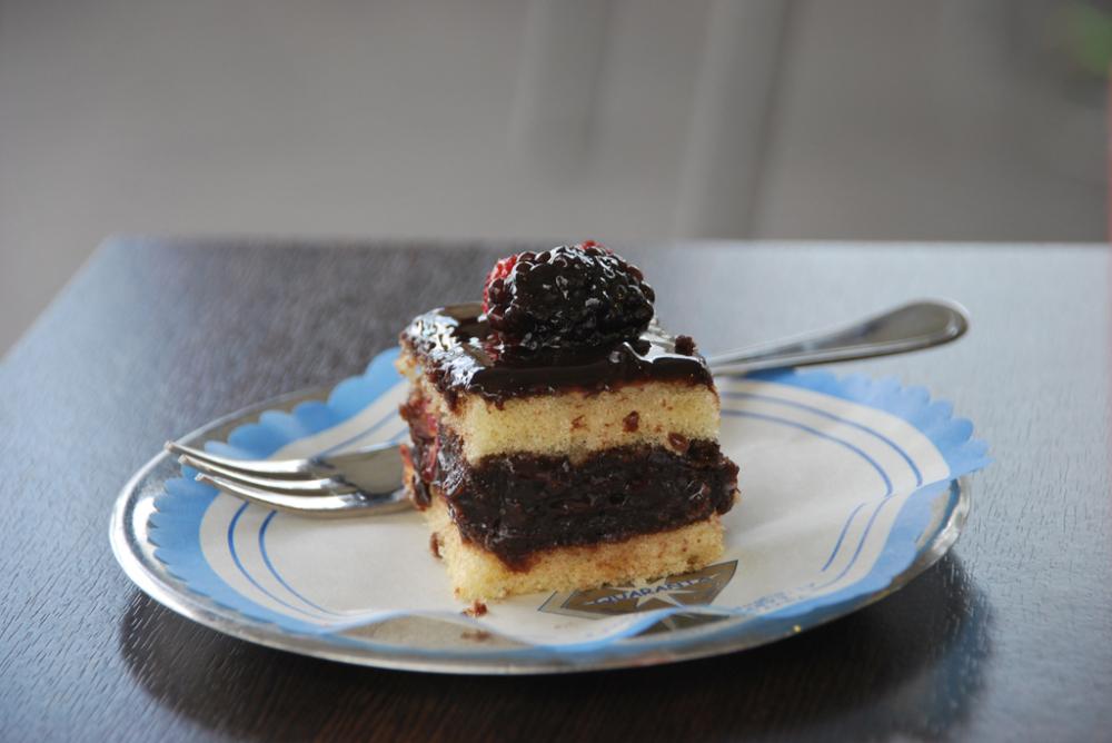 This is a good dessert made in Catania, Italy