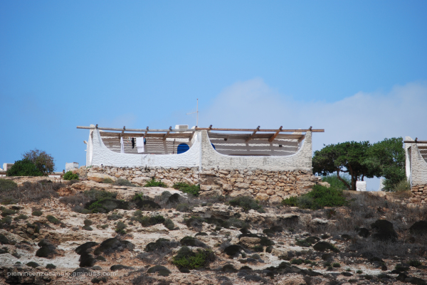 House of Lampedusa, Italy, 2009.