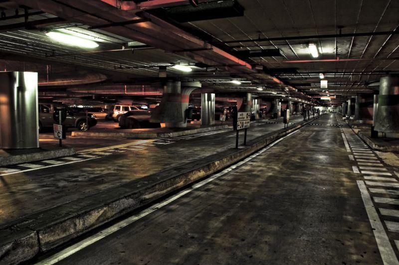 underground travel