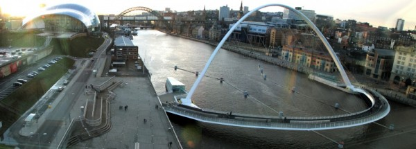 Tyne From Above