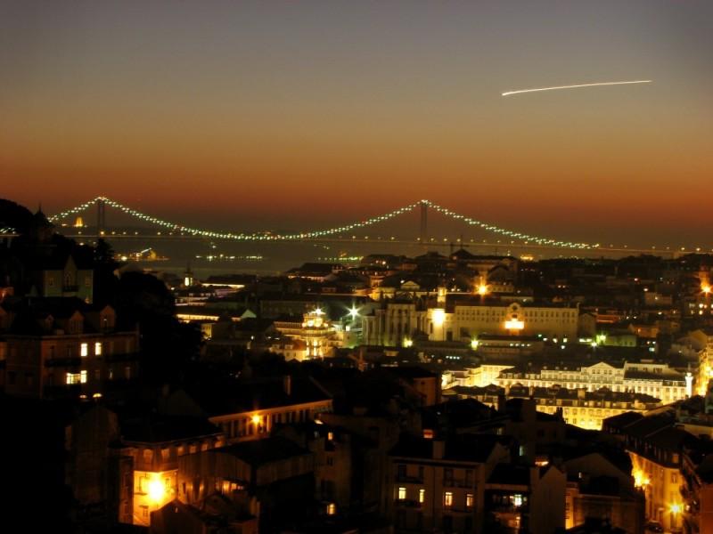 Lisbon From Top II