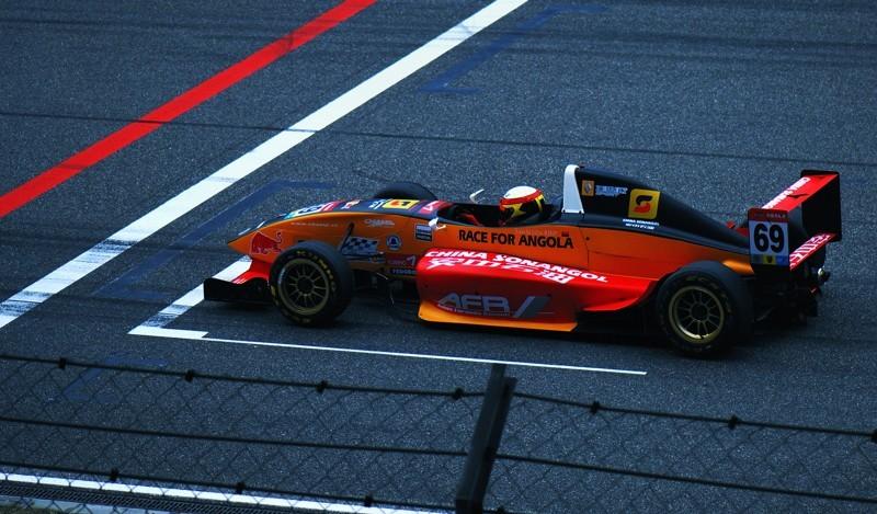 2007 China Formula Open FFBC-Sixth Race ShangHai
