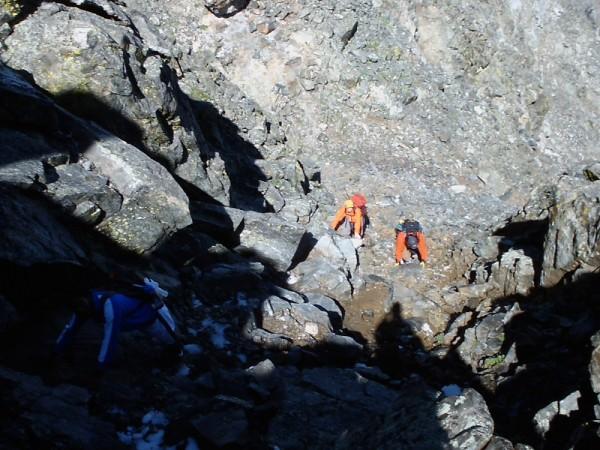 Hiking @ Quandry Peak - Colorado