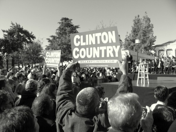 Hillary Clinton Country