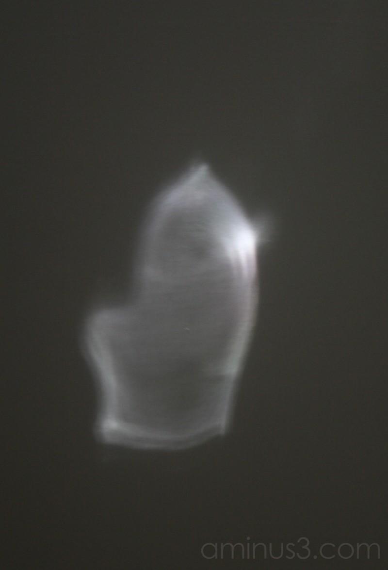 light mitten