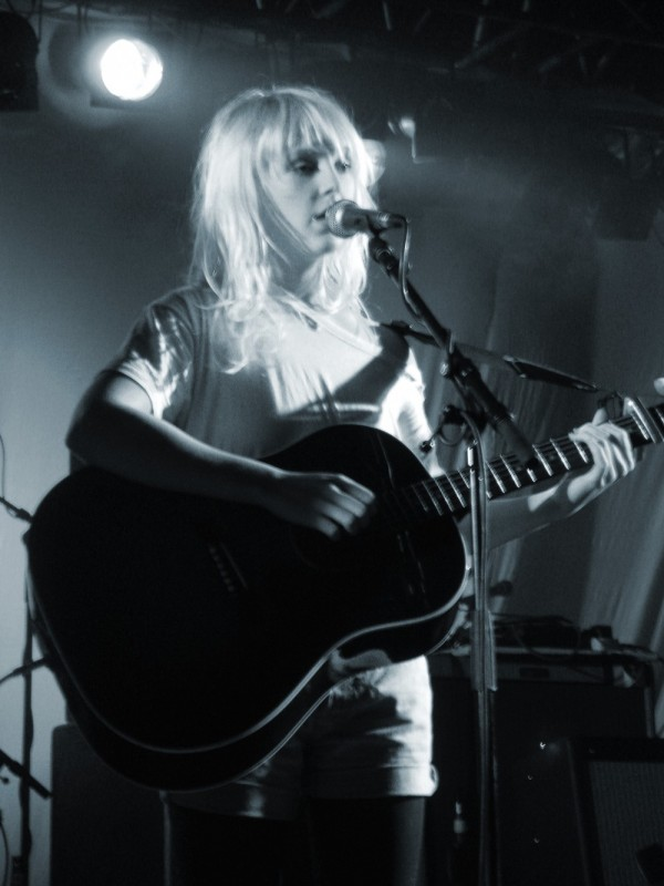 Laura Marling, Supporting The Maccabees