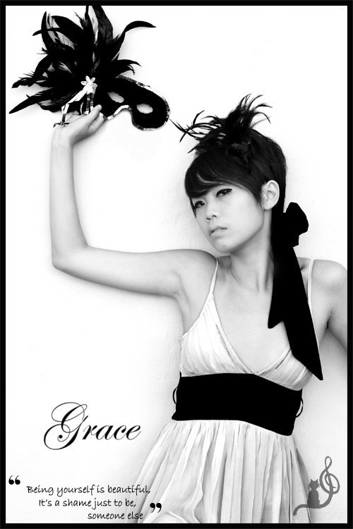 Grace photoshoot