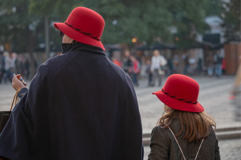 Family hats
