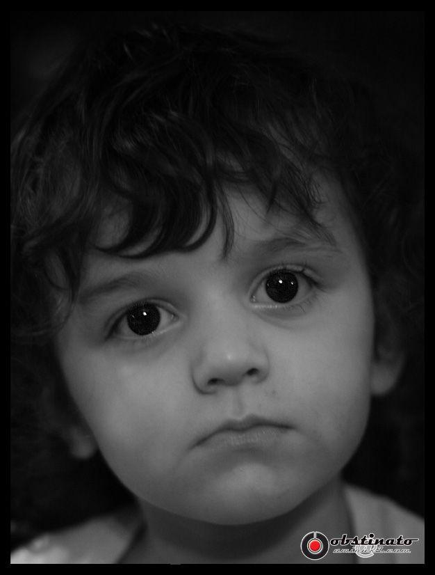 Thomas, les yeux noirs