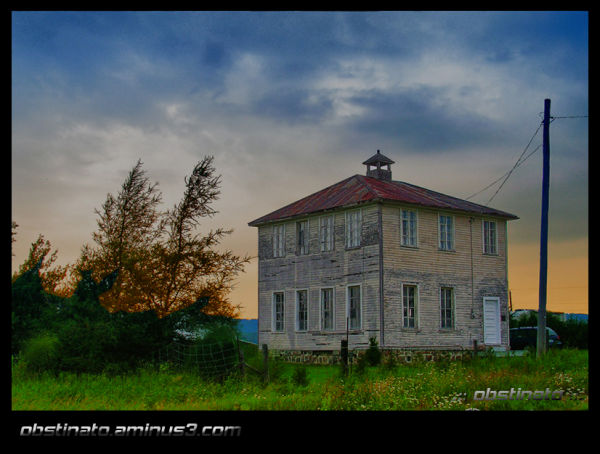 """Old School """"HDR"""""""