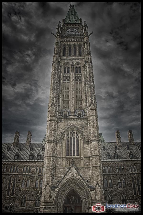 Darkest place of Canada
