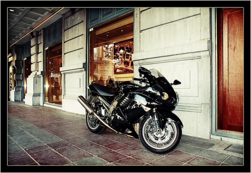 Brussels Motor Bike