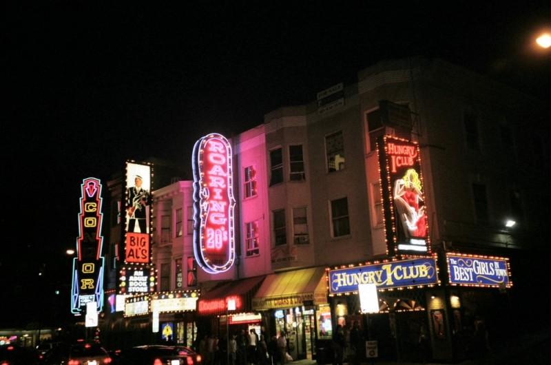Californian Night 1