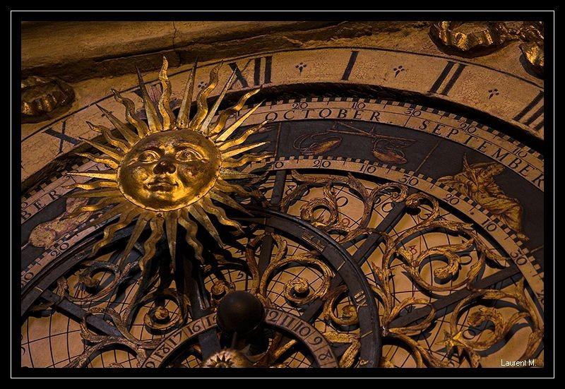 l'horloge astronomique st jean Lyon