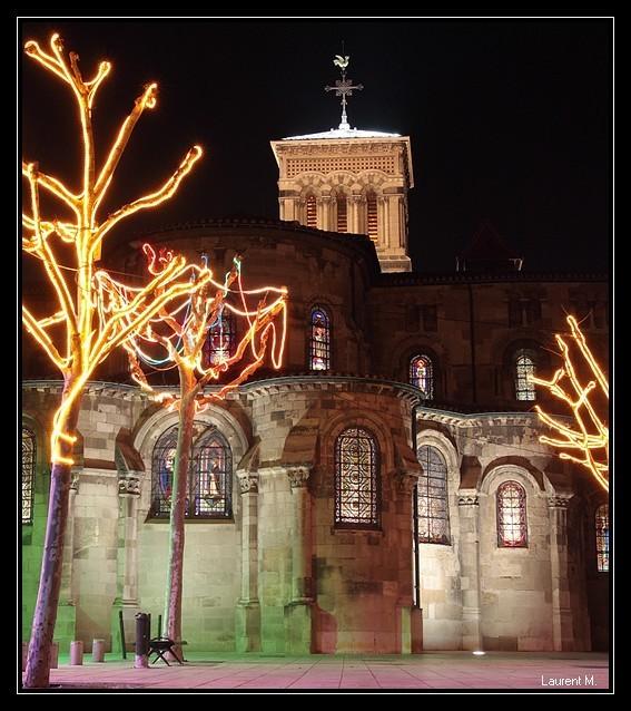 La cathédrale St Apolinaire à Valence