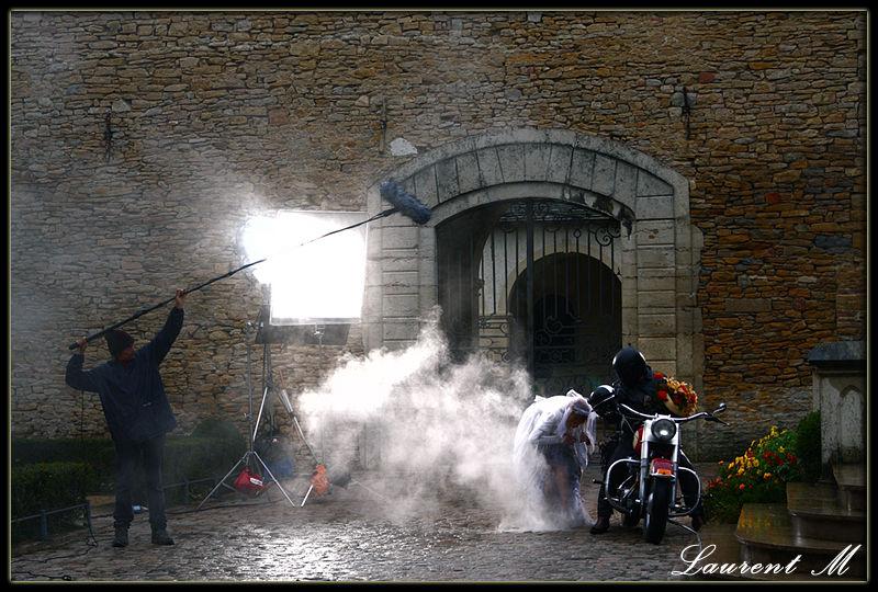 tournage à Crémieu