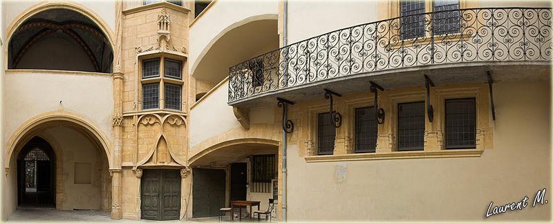 quartier St Jean à Lyon
