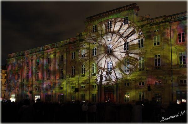 le palais St Pierre pour le 8 décembre