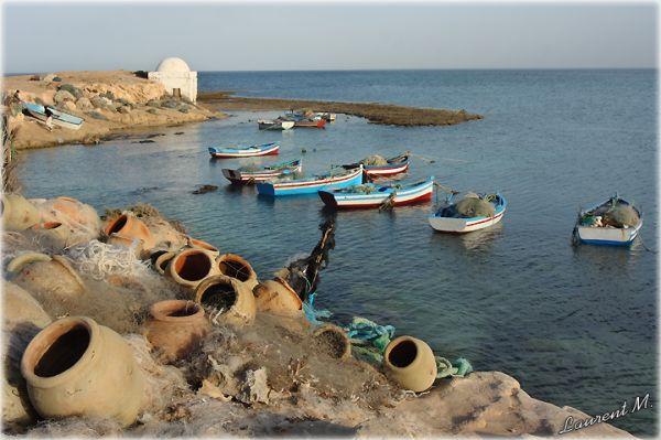 Zarzis en tunisie