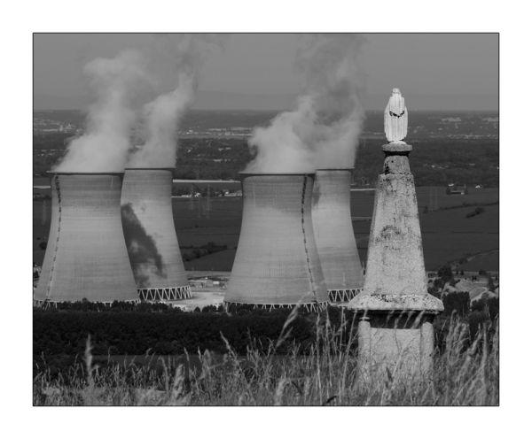 la centrale nucléaire du Bugey