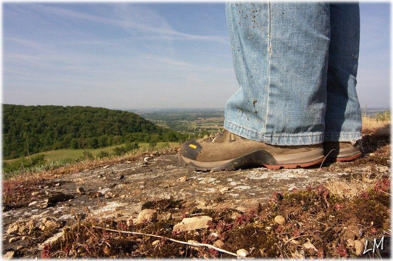 En rando // hiking