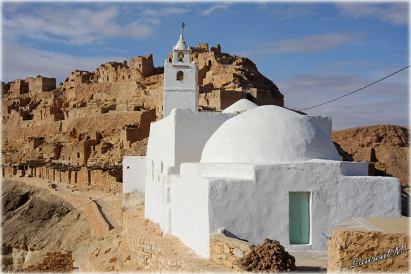la mosquée de Chenini