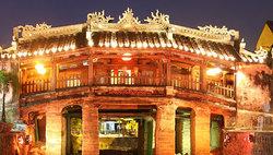 le pont pagode japonais de Hoi An