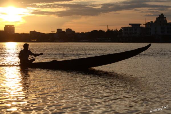 La rivière des parfums à Hué
