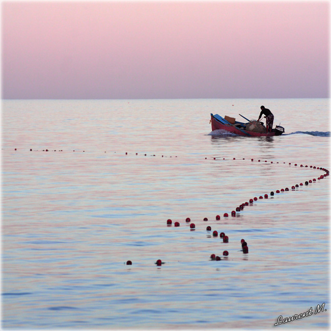 pêche à zarzis tunisie