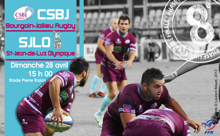 csbj rugby federale phases finales
