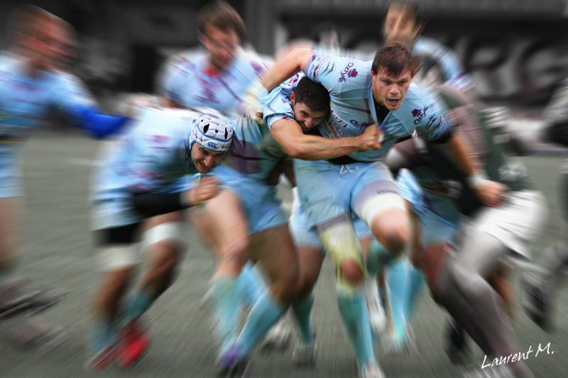 CSBJ Bourgoin Jallieu rugby