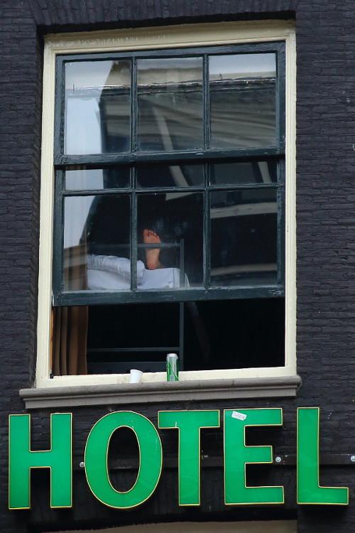 L'hôtel c'est le pied